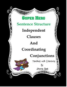 Writing Compound Sentences using Coordinating Conjunctions