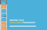 Writing Conclusion Paragraph Notes