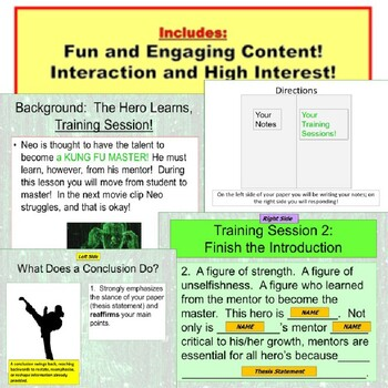 Writing : Conclusion Paragraph PowerPoint