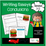 Writing Conclusions to Essays