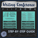 Writing Conference Flipbook