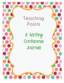 Writing Conference Journal