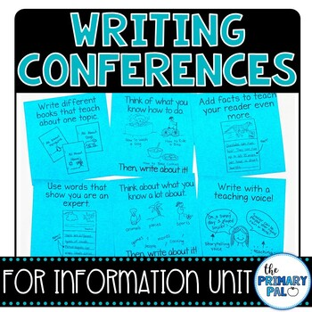 Writing Conference Resources: Strategies for Teaching Information