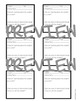 Writing Conference STICKY NOTE Templates! - 3 Different Templates + Directions