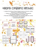 Writing Conference Resources