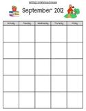 Writing Conferences Calendar