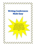 Writing Conferences Made Easy
