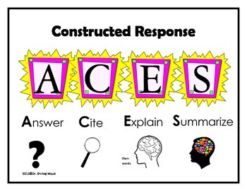 Writing Constructed Responses with ACES