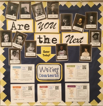 Writing Contests Bulletin Board