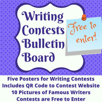 Writing Contests Bulletin Board
