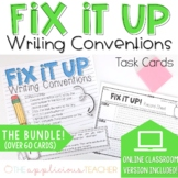 Writing Conventions Fix It Up BUNDLE with DIGITAL CLASSROO