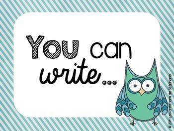 Writing Center : You can write...