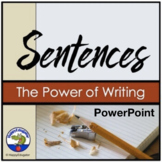 Sentences: Writing Correct Sentences PowerPoint