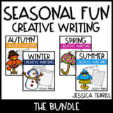 Writing Craftivities: Seasons Bundle