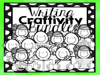 Writing Craftivity Bundle