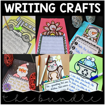 Writing Crafts   The Bundle