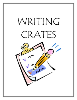 Writing Crates in Classrooms Without Desks