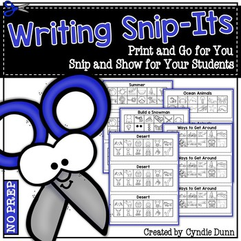 Writing Snip Its