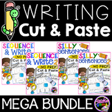 Writing Cut and Paste MEGA Bundle