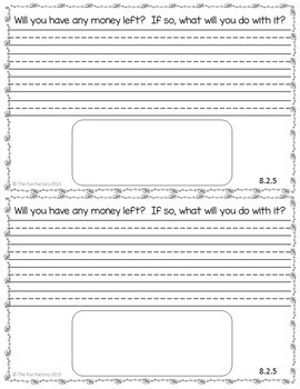 Kindergarten Writing (April)