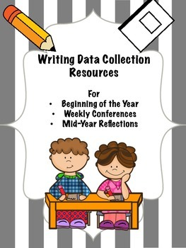 Writing Data Collection Resources