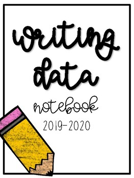 Writing Data Notebook