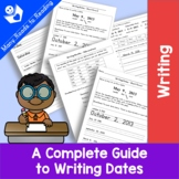A Complete Guide to Writing Dates