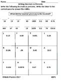 Writing Decimals as Percents
