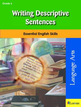 Writing Descriptive Sentences