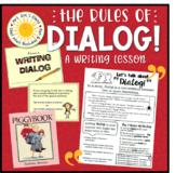 Writing Dialog