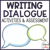 Writing Dialogue: A Cooperative Lesson Plan