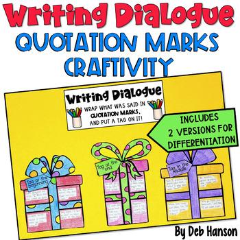 Dialogue Bundle of Activities