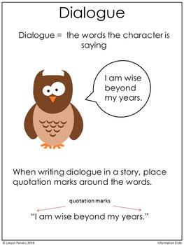 Writing Dialogue:  Holiday Edition