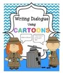Writing Dialogue Using Cartoons