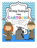 Writing Dialogue Using Cartoons