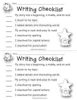 Writing Doesn't Scare Us! {writing center resources}