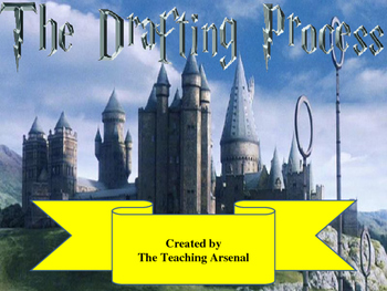 Writing - Drafting (with Harry Potter)