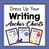Writing Dress-Ups- Editing for Quality Word Choice