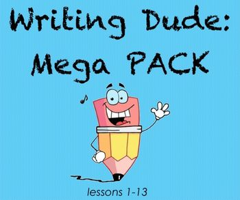 Writing Dude MEGA Pack
