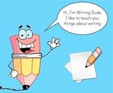 Writing Dude: Peer Editing