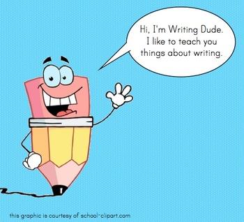 Writing Dude: Spacing