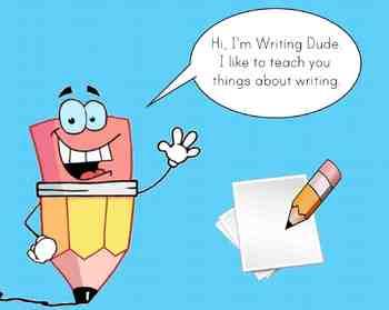 Writing Dude: Word Choice