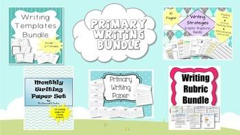 Writing ELA Bundle for Primary