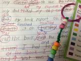 Writing Editing Beads