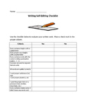 Writing Editing Checklist