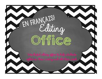 Writing Editing Office - Version en Francais!  PACOM   COD