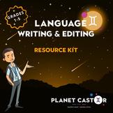 Writing & Editing Kit | Lifelong Publishing Skills | Grades 1-5