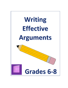 Writing Effective Arguments