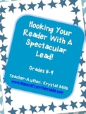 Writing Effective Leads: Language Arts PowerPoint Lesson G