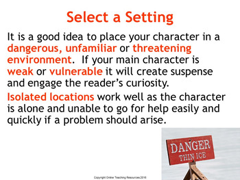 Writing Effective Story Openings